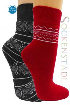 RS. Harmony Thermo Socken extra  | ٍRot, Anthrazit